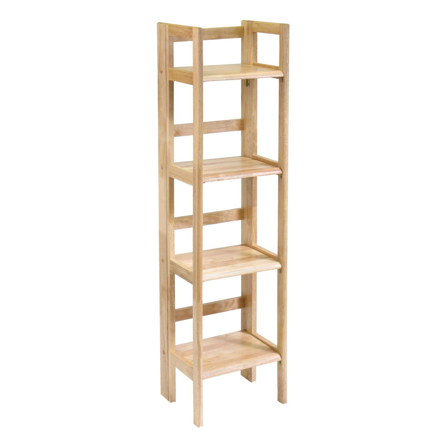 Winsome 4-Tier Foldable Shelf, Narrow by OJ Commerce 81852 - $107.99