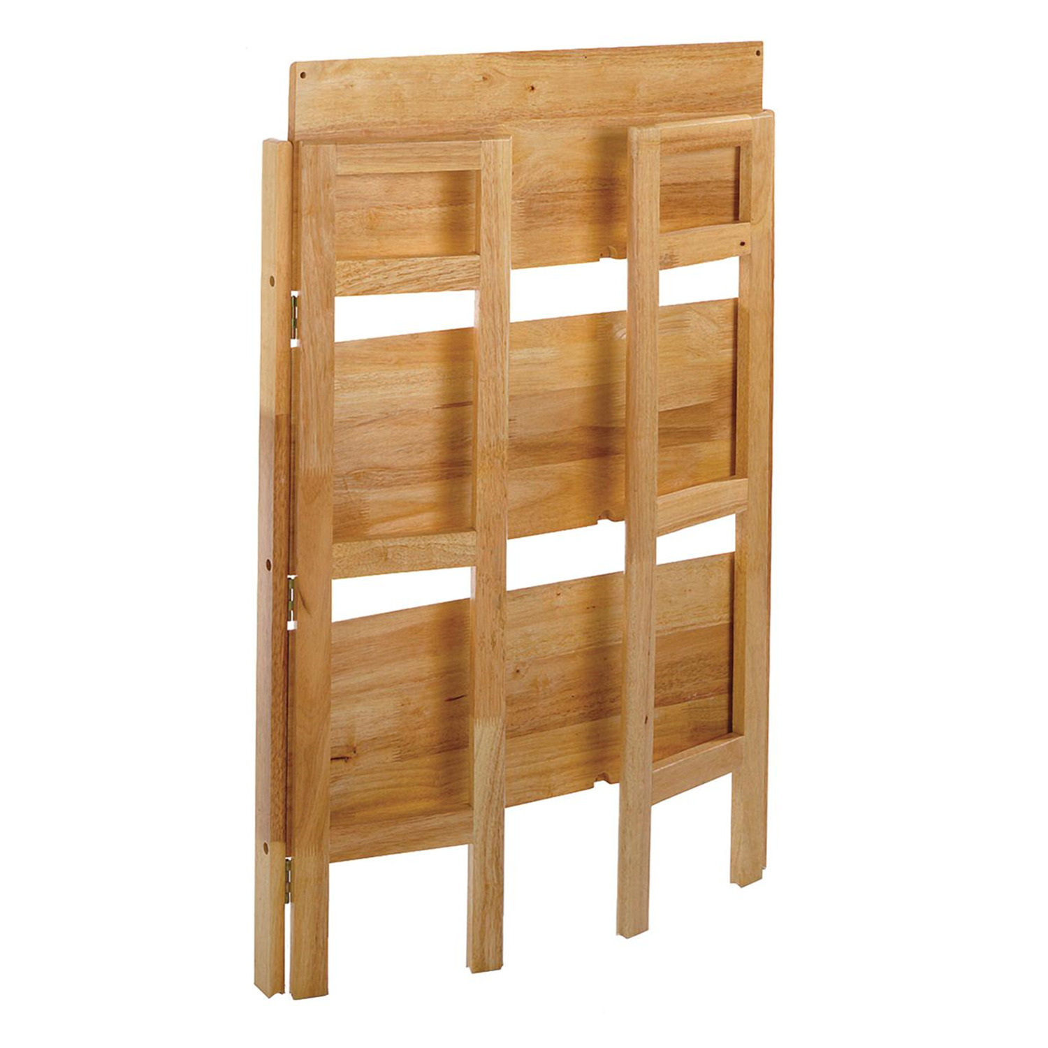 Shelf 3 Tier Foldable Stackable Kd Ojcommerce