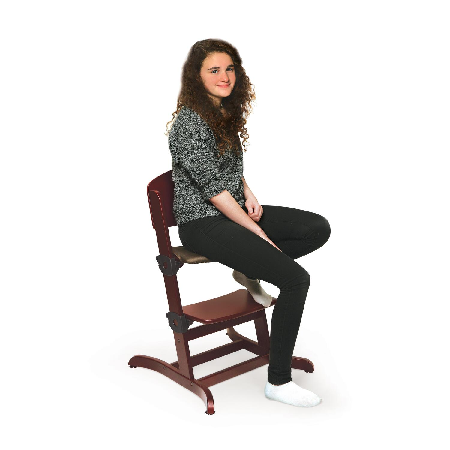 Evolve Wood High Chair With Tray Ojcommerce