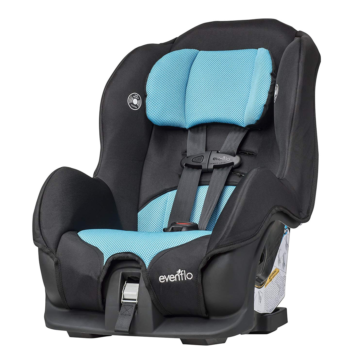 Evenflo Tribute Lx Convertible Car Seat From 90 9900 To
