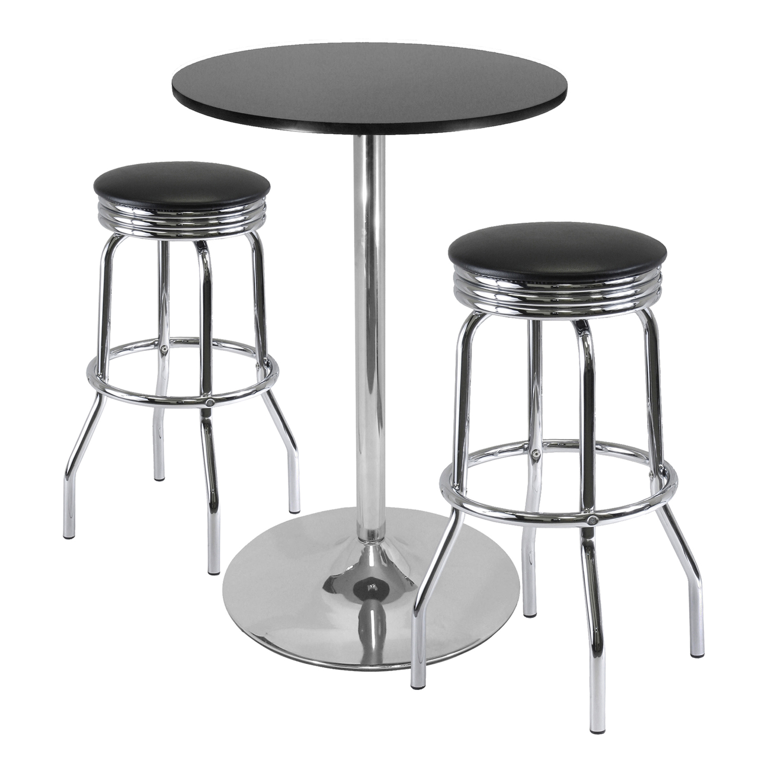 Summit 3 Piece Pub Table Set 331 99 Ojcommerce
