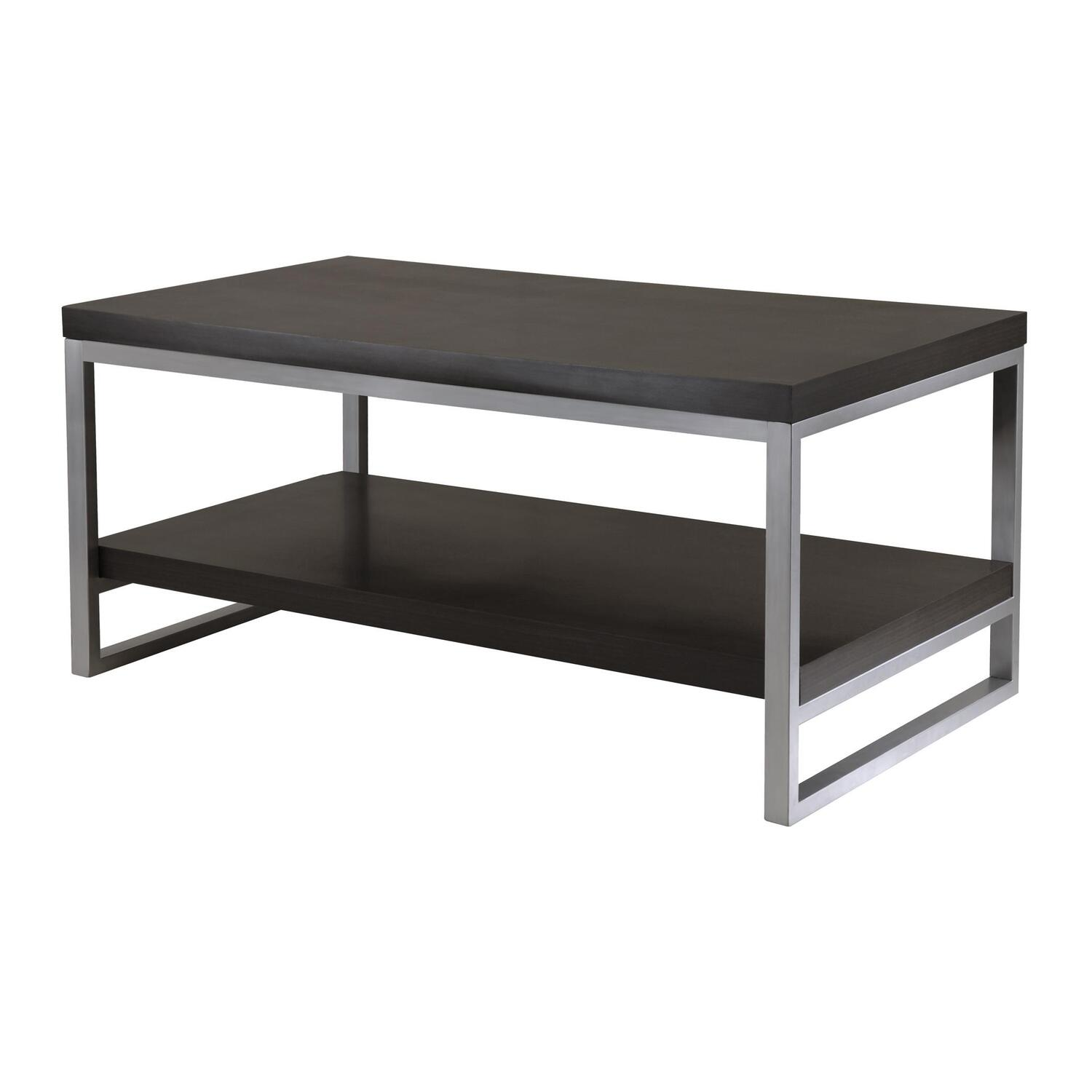 Jared Coffee Table Enamel Steel Tube Ojcommerce