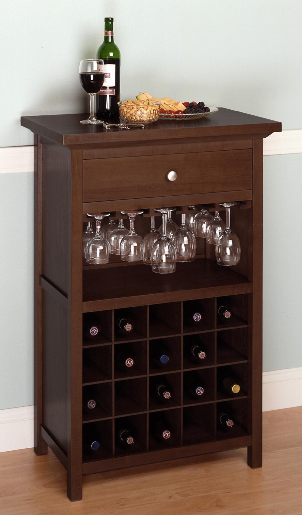 Wine Gl Cabinets Furniture Image And Shower Mandra