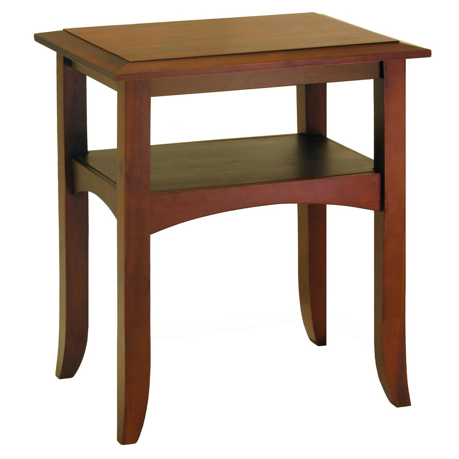 Craftsman End Table With Shelf   [94723]