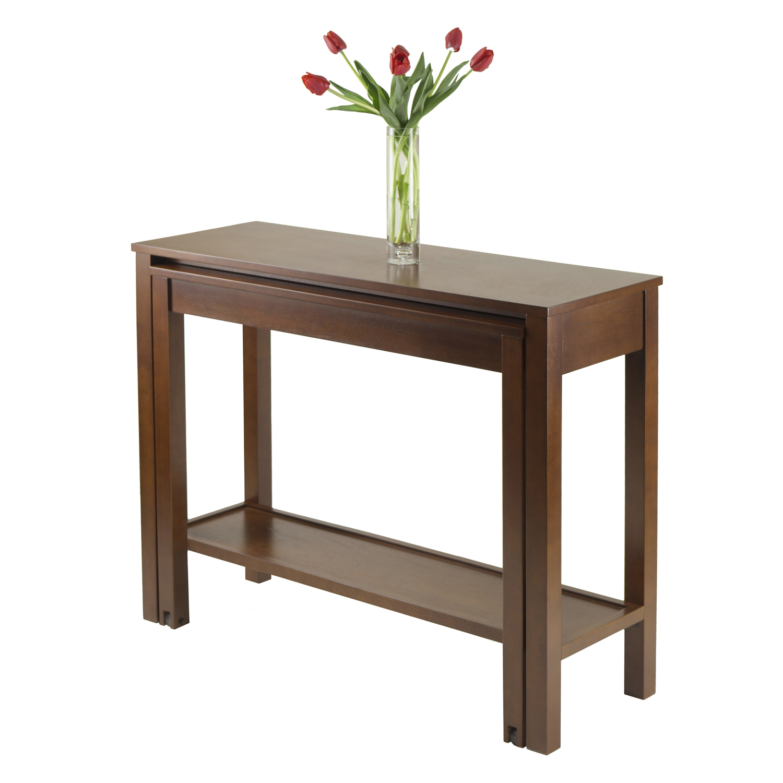 Brandon expandable console table ojcommerce - Expandable console tables ...