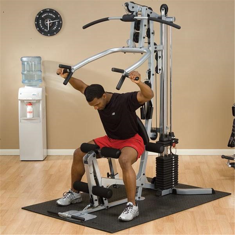 Body solid powerline bsg home gym leg press not