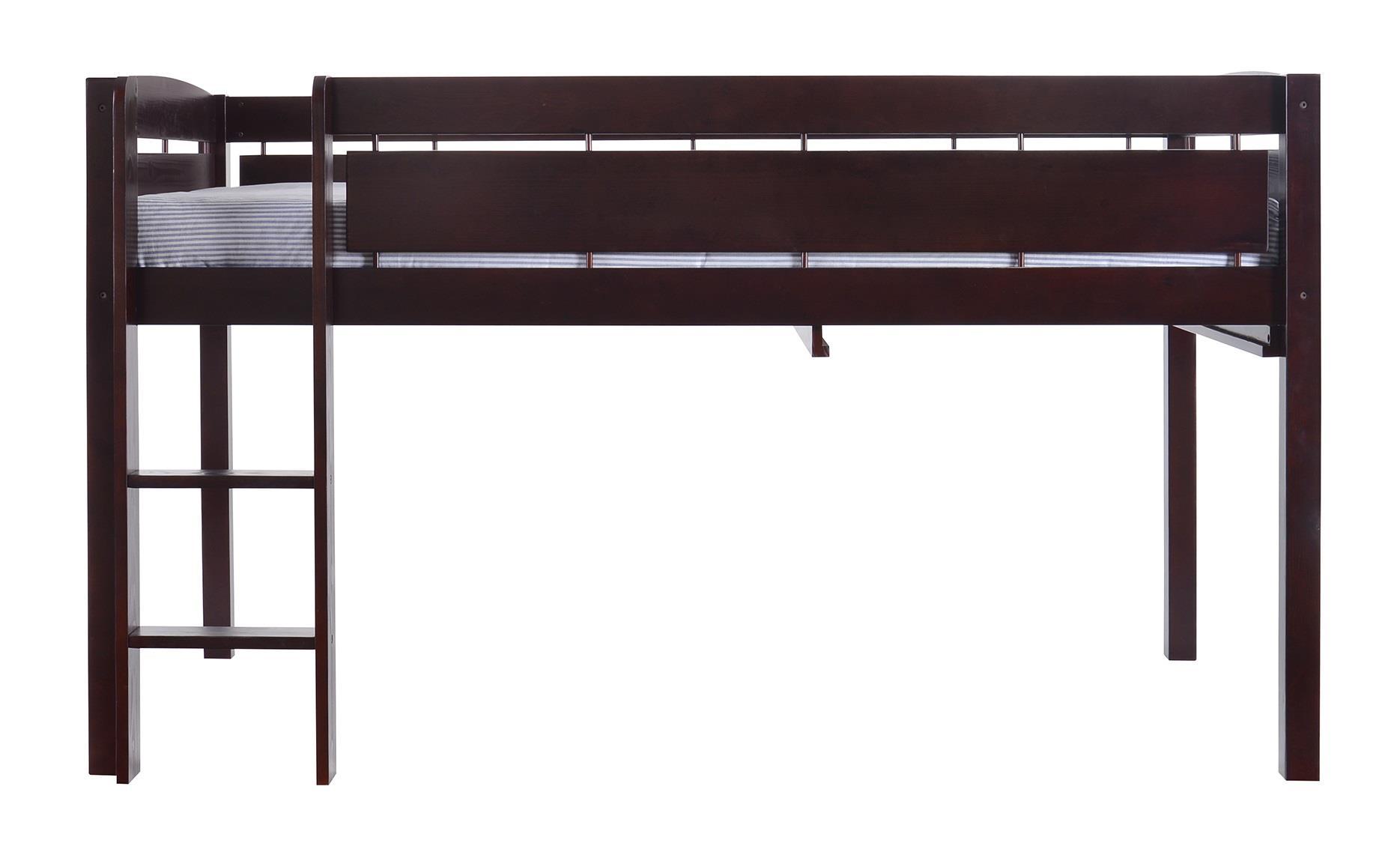 Canwood Junior Loft Bed Espresso
