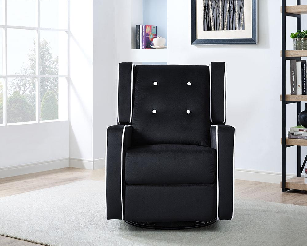 Swivel Rocker Chair Naomi Home Recliner Ojcommerce