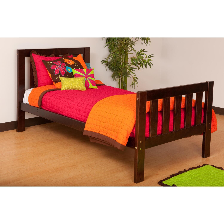 canwood alpine ii twin bed ojcommerce. Black Bedroom Furniture Sets. Home Design Ideas