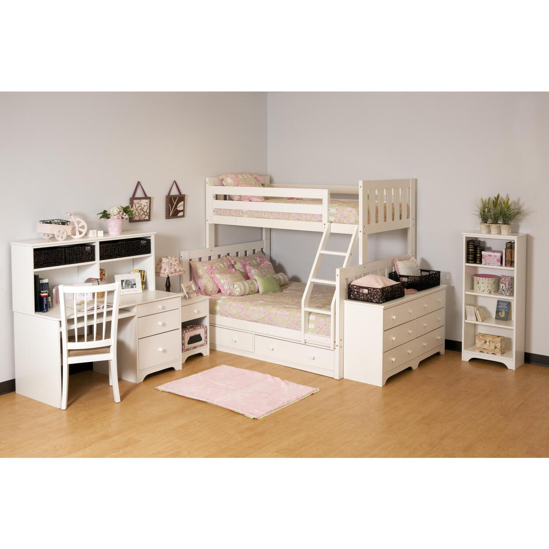 Canwood Alpine Ii Twin Over Full Bunk Bed Ojcommerce