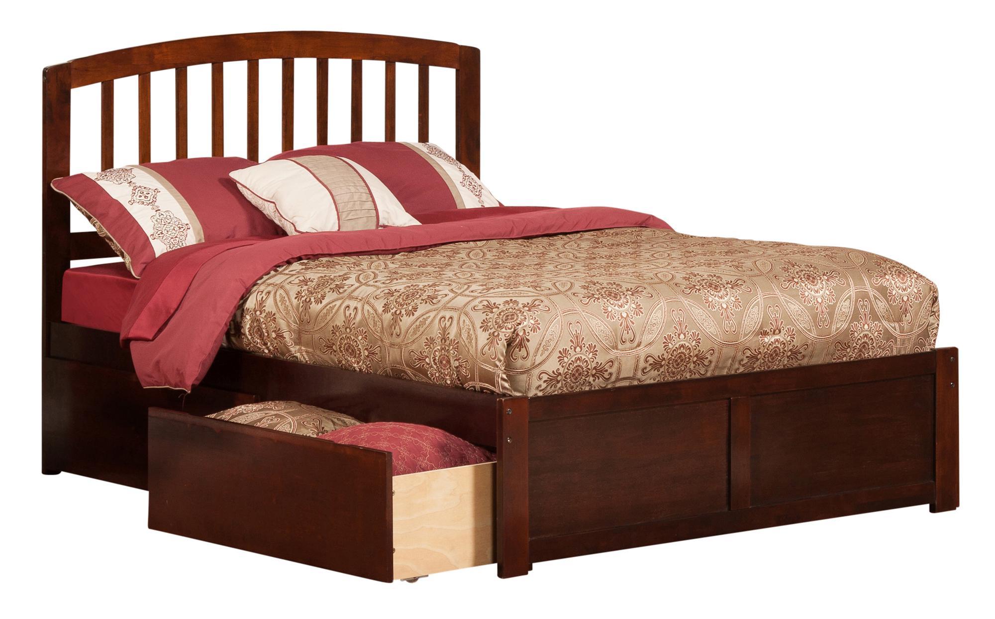 Atlantic Furniture And Bedding Latitude Run Platform