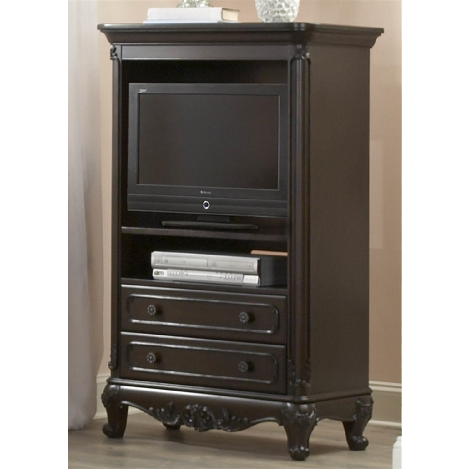 Cinderella tv armoire ojcommerce for Entertainment armoire