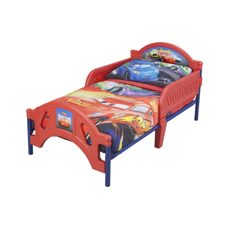 Cars Toddler Bed Set: Disney Pixar Cars Toddler Bed - $60.29