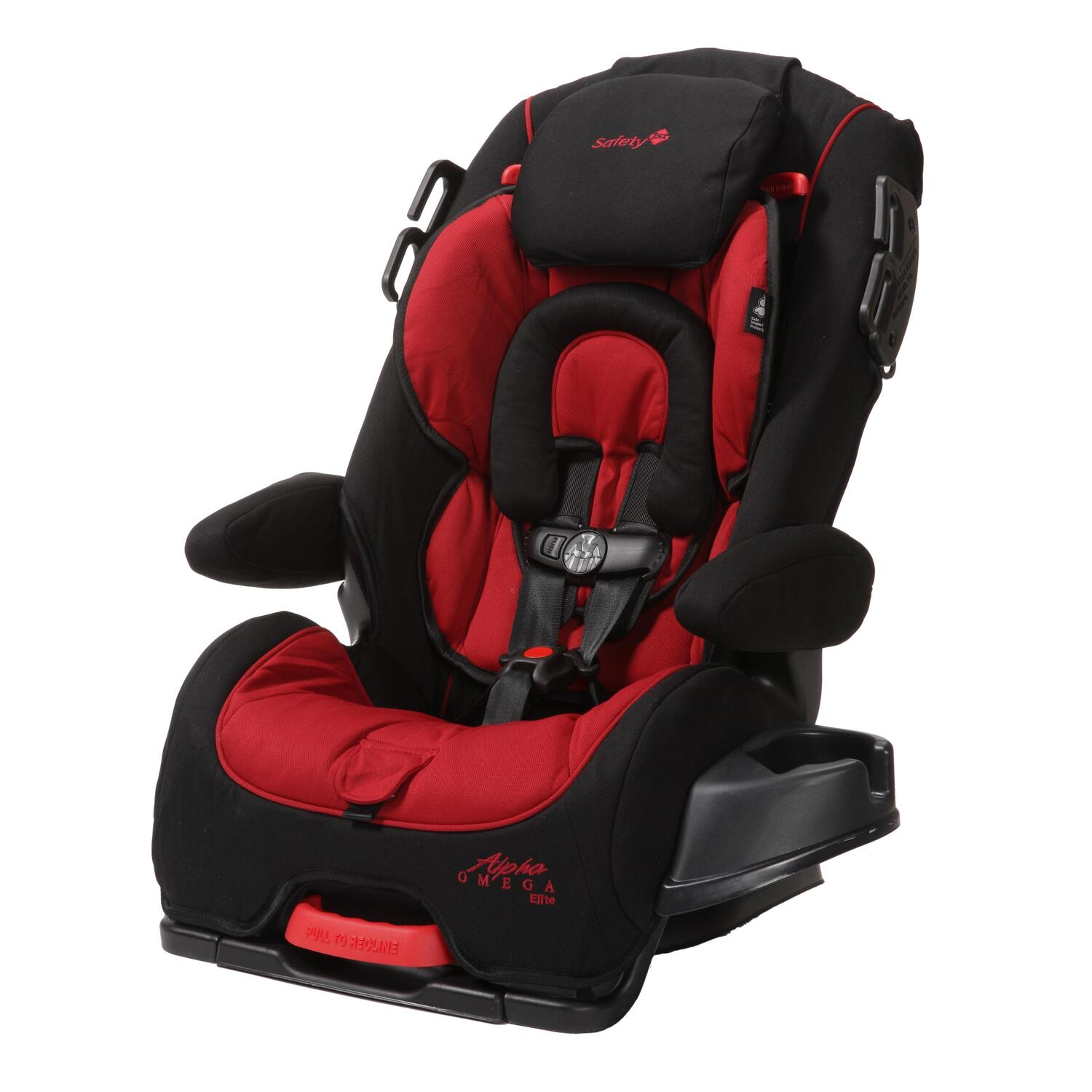 Safety First Alpha Omega Elite  In  Car Seat