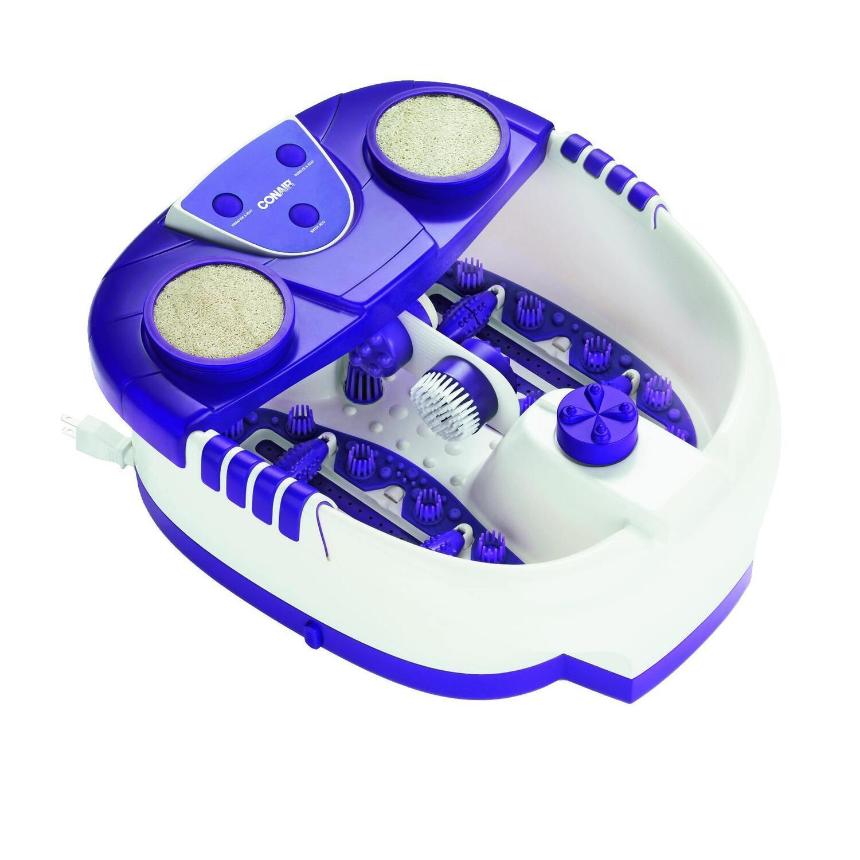 Conair Massaging Foot Spa Ojcommerce