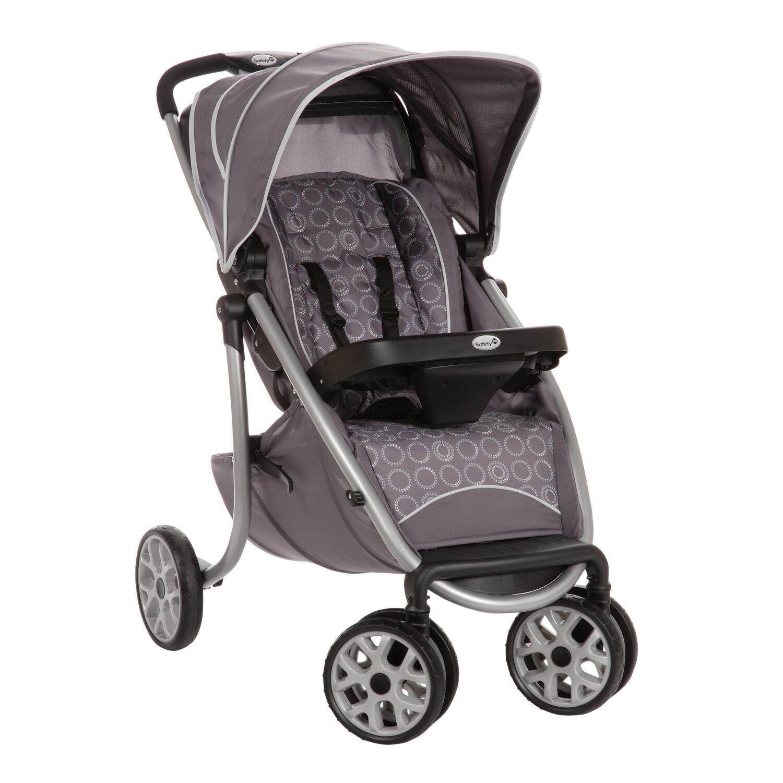 Safety 1st 174 Sleekride Sport Stroller Orion Pewter