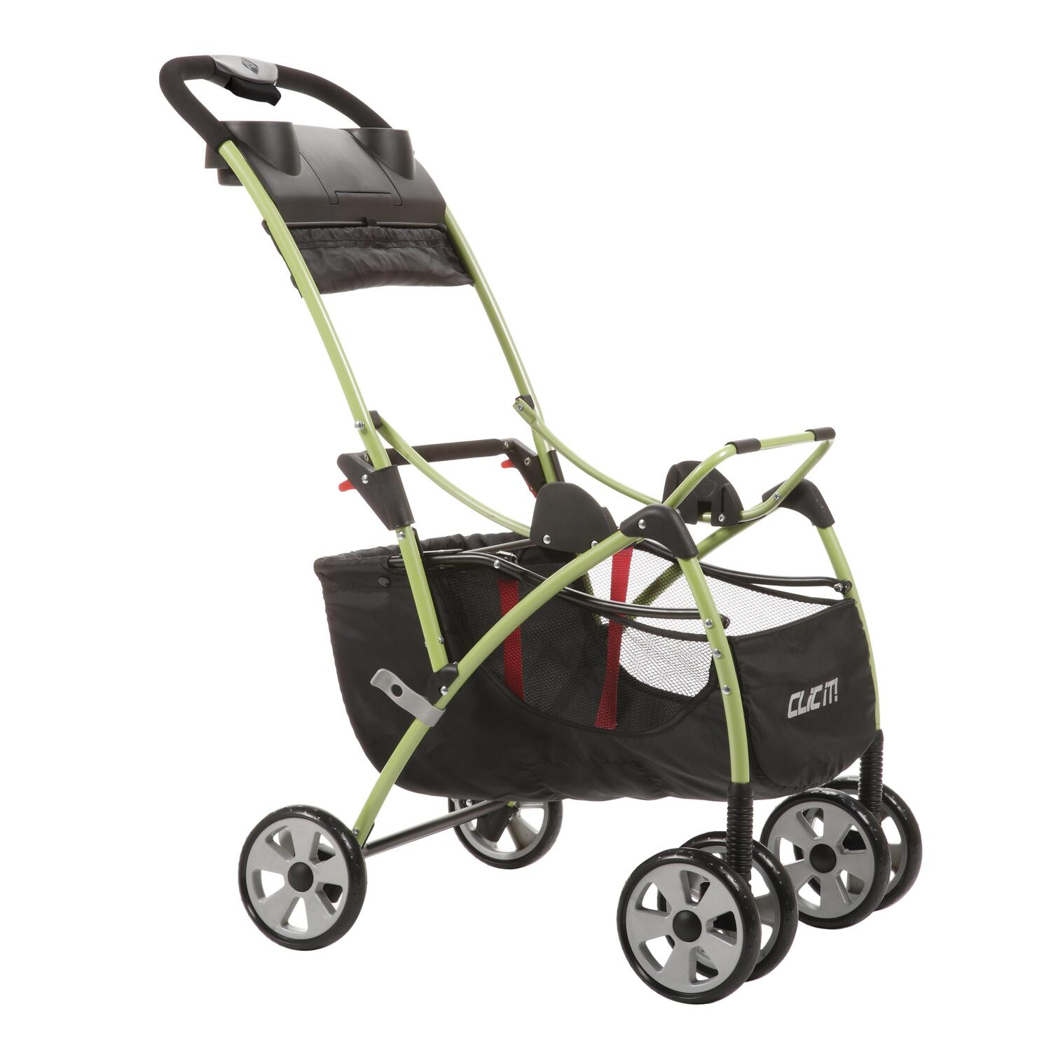 Safety 1st® CV140AUO Safety 1st® Clic It! Infant Seat Carrier (Green)