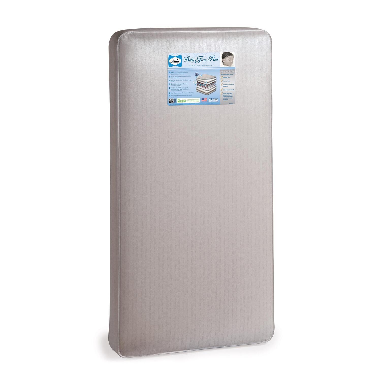 Sealy EM438 VIV1 Sealy Baby Firm Rest Crib Mattress