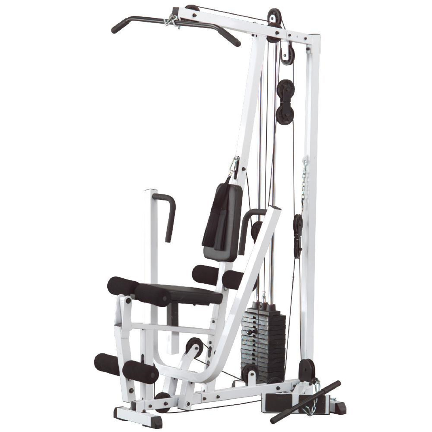 universal multi station weight machine