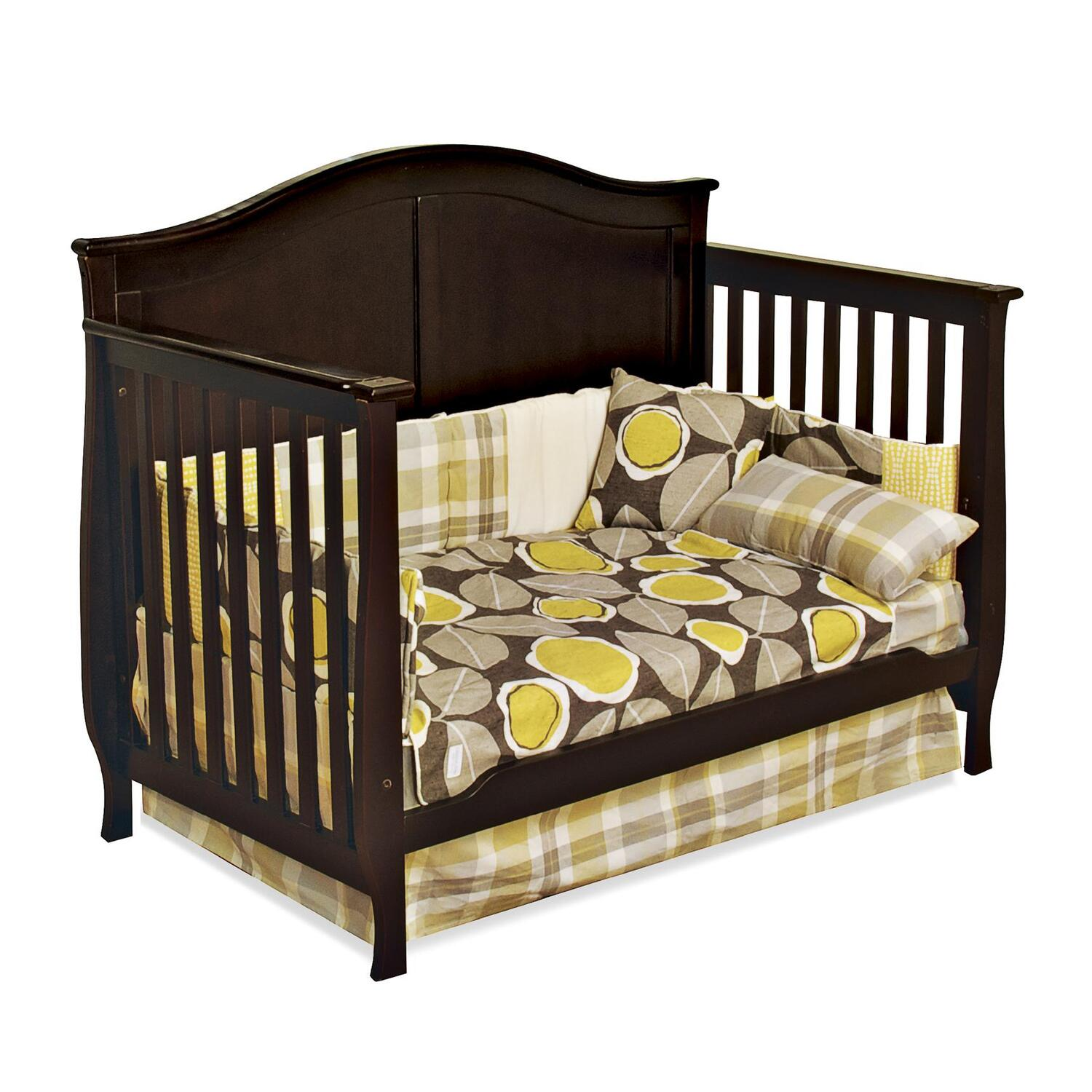 child craft camden 4 in 1 convertible crib jamocha ojcommerce. Black Bedroom Furniture Sets. Home Design Ideas