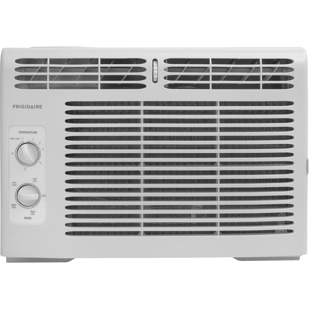 5,000 BTU 115V Window-Mounted Mini-Compact Air Conditioner with Mechanical Controls - [FRIGACFFRA0511R1]