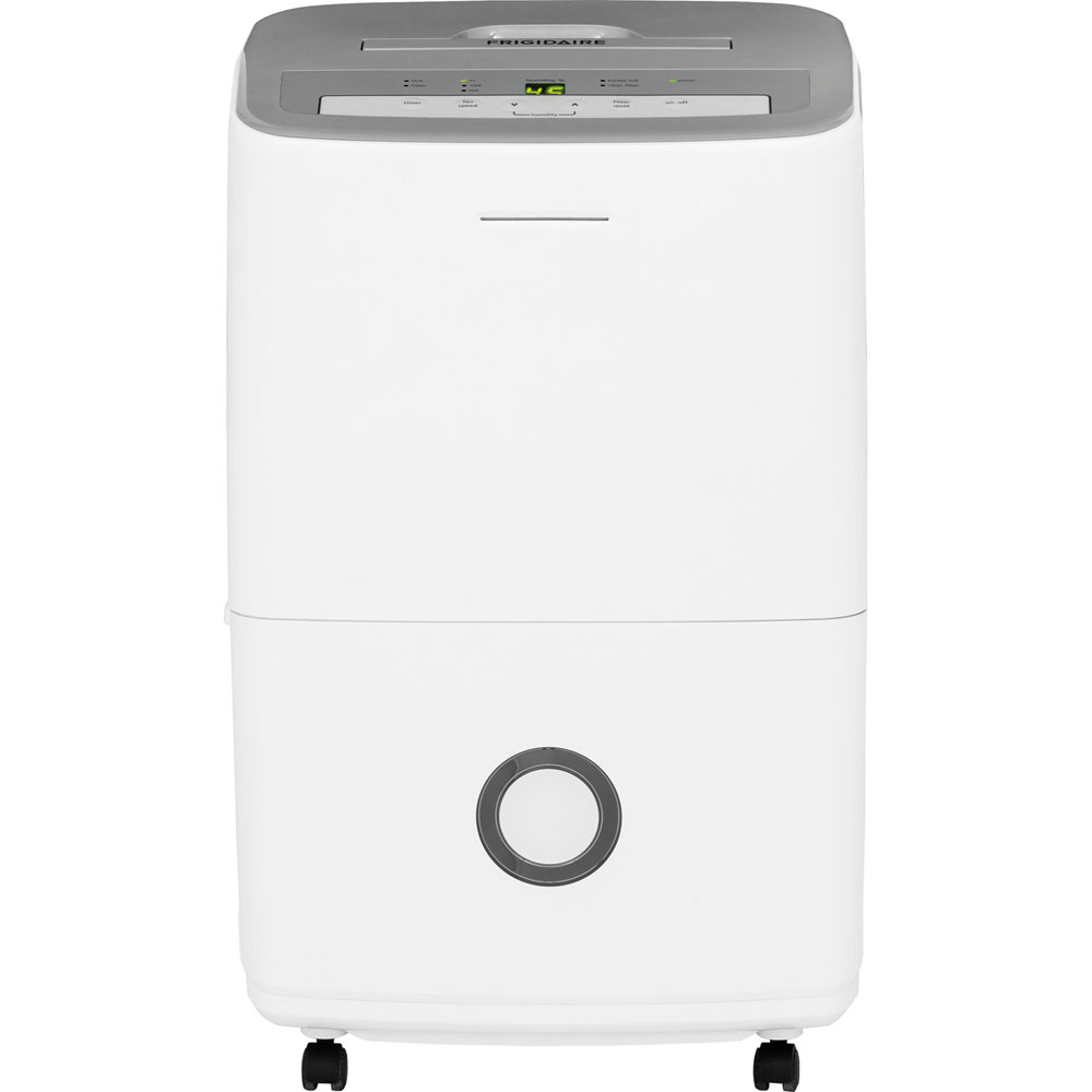 Energy Star 70-Pint Dehumidifier with Effortless Humidity Control - [FRIGDHFFAD7033R1]