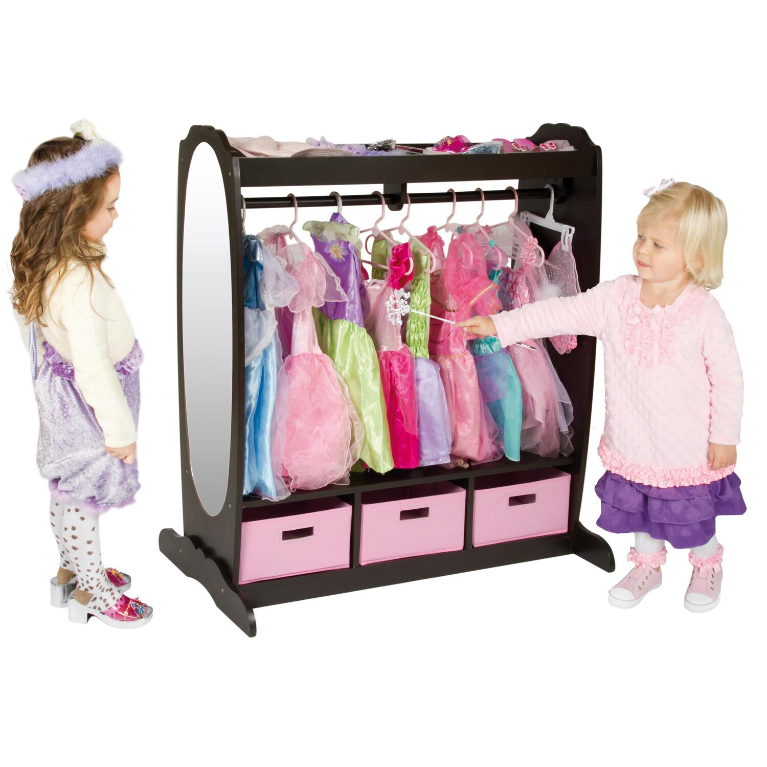 Dress Up Storage Center Ojcommerce
