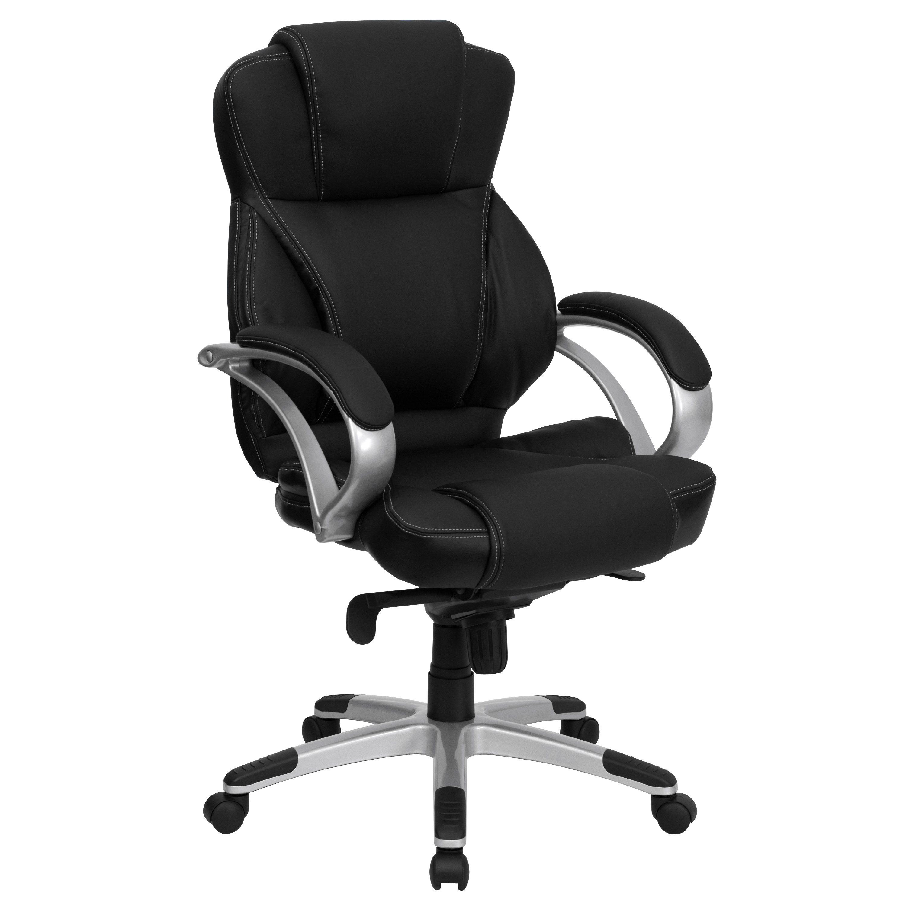 Contemporary Desk Chairs Leather Decorator Showcase Home