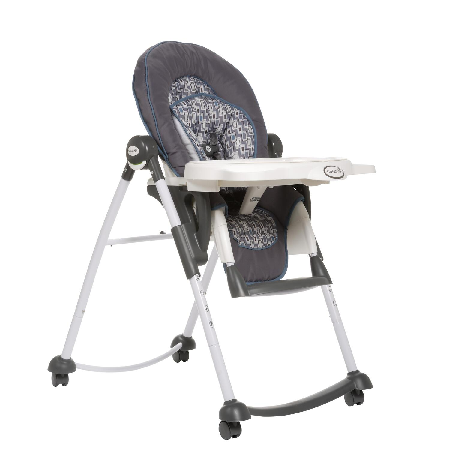 Safety 1st 174 Comfy Seat High Chair Facet Ojcommerce