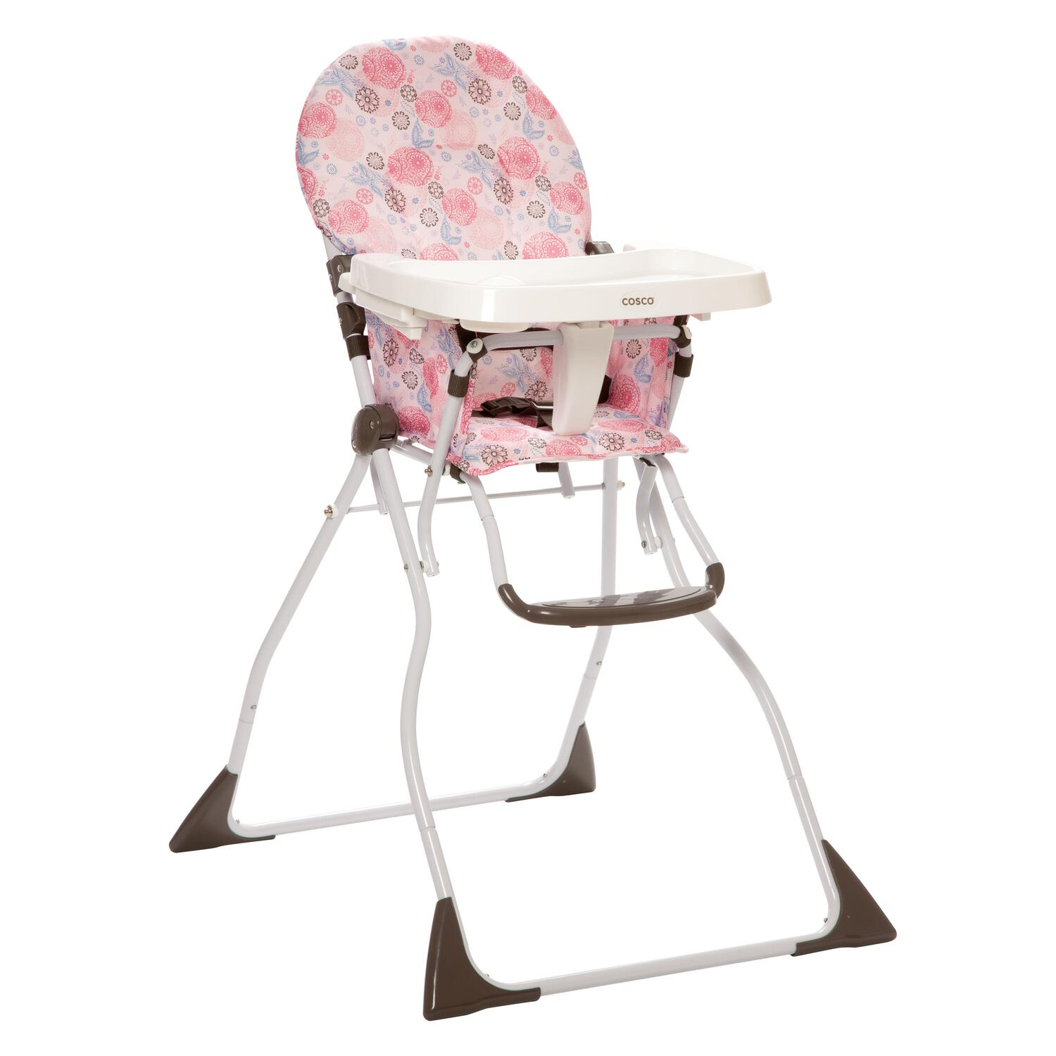 Cosco 174 Slim Fold High Chair From 48 99 To 50 99