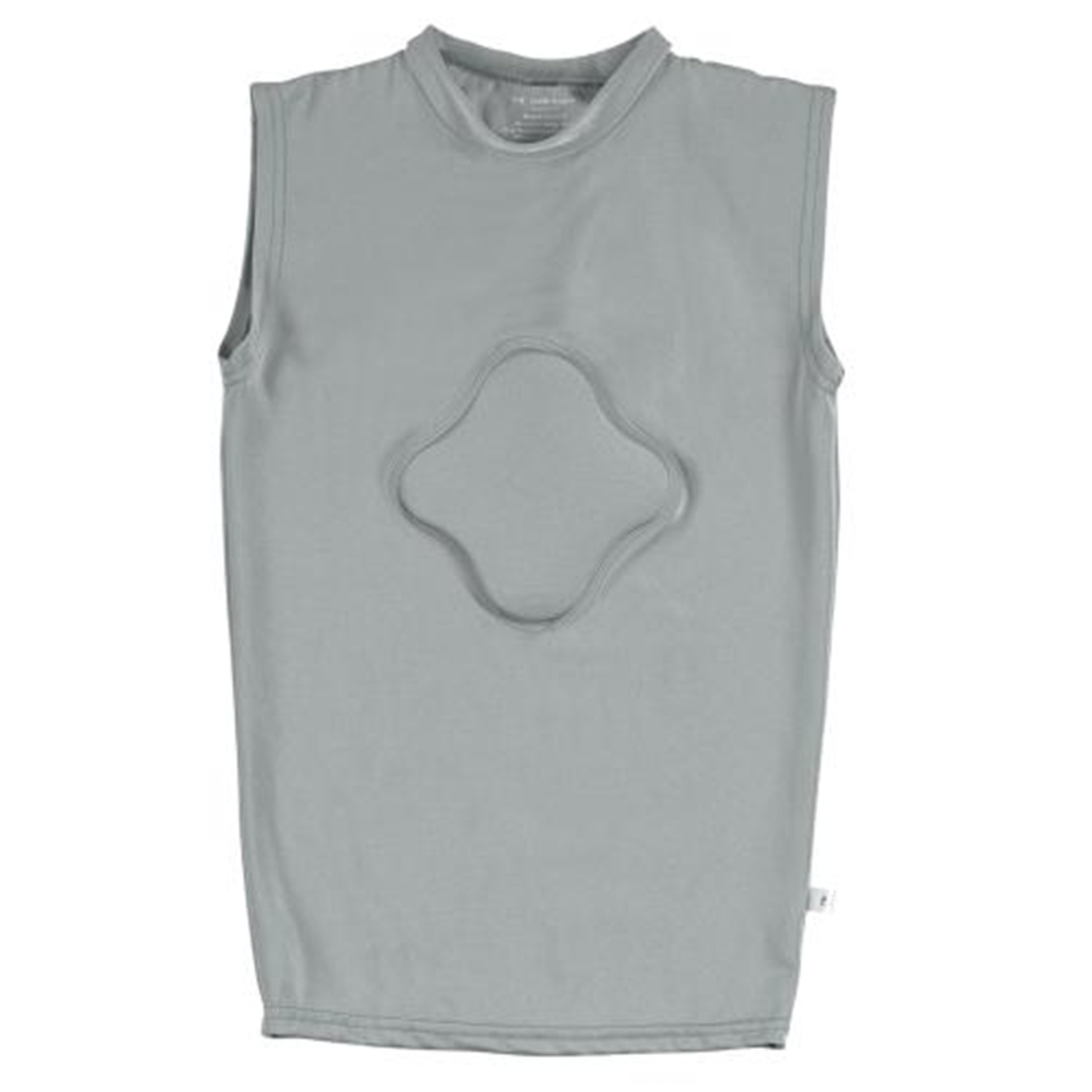 Markwort Heart-gard Adult Chest Predection Body Shirt Small Grey