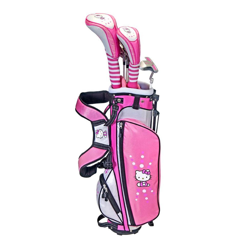 Hello Kitty Junior Golf Set - [HKG-JRSET-3.5]