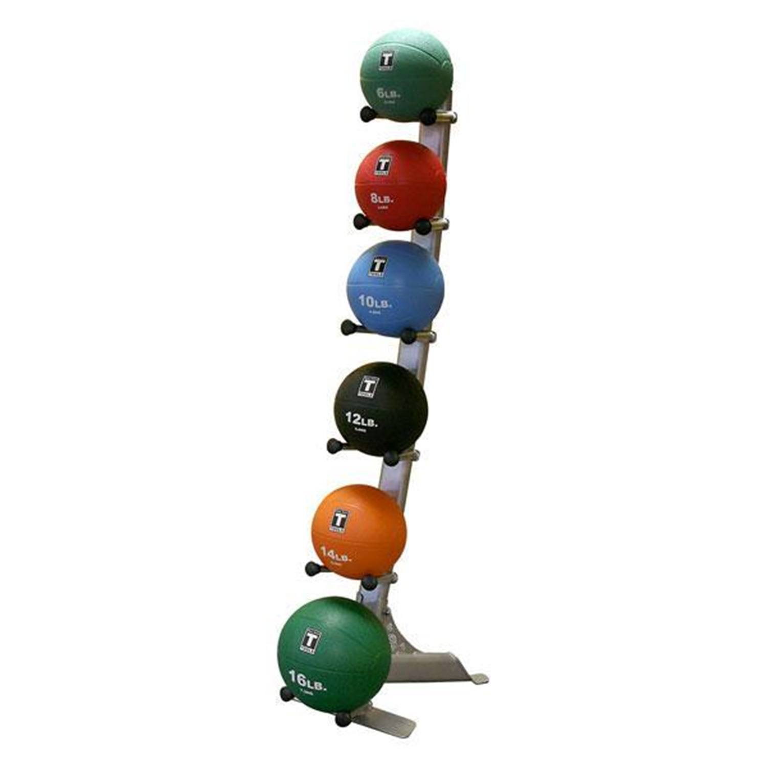 Rack And Medicine Ball Package - [GMR10-PACK]