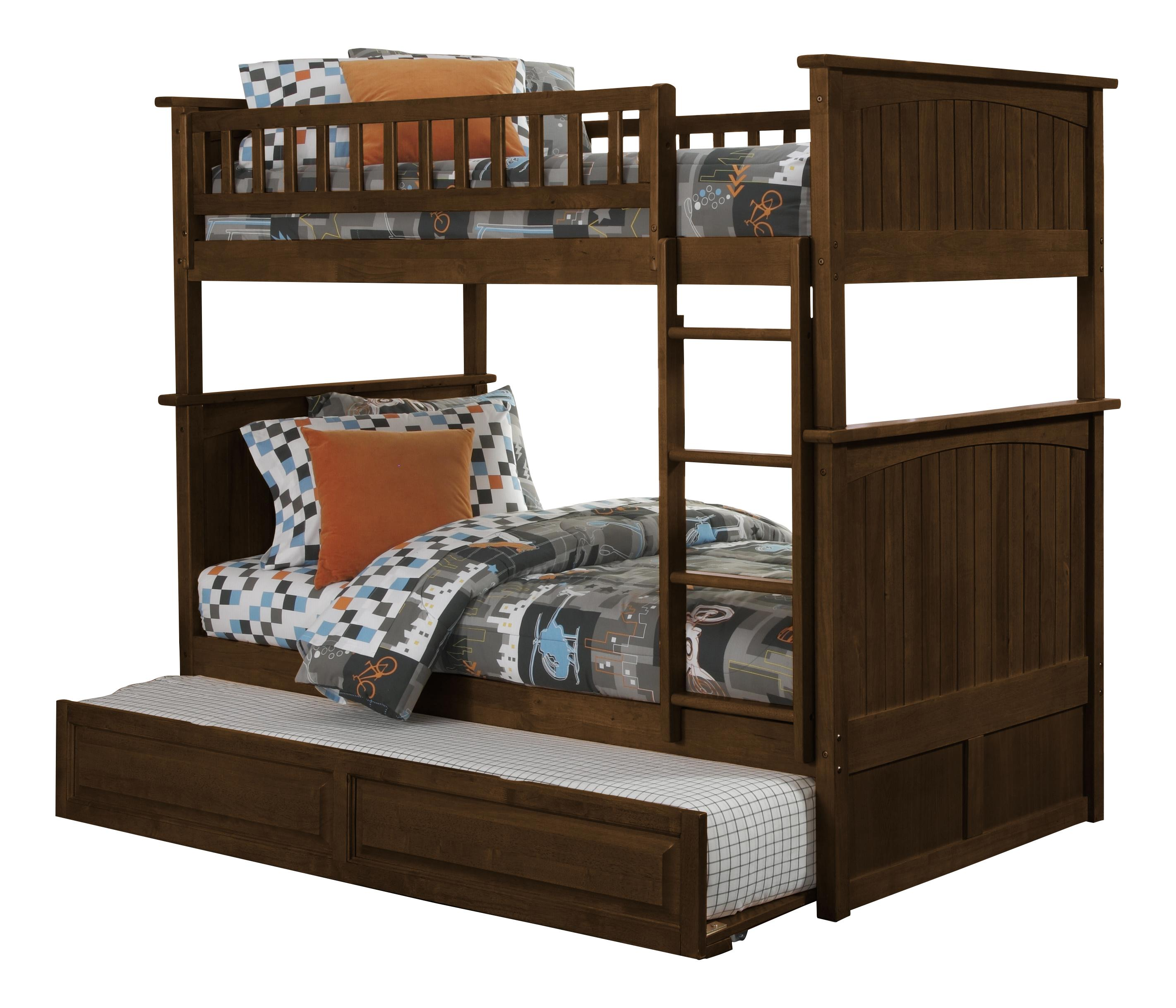 bunk with trundle