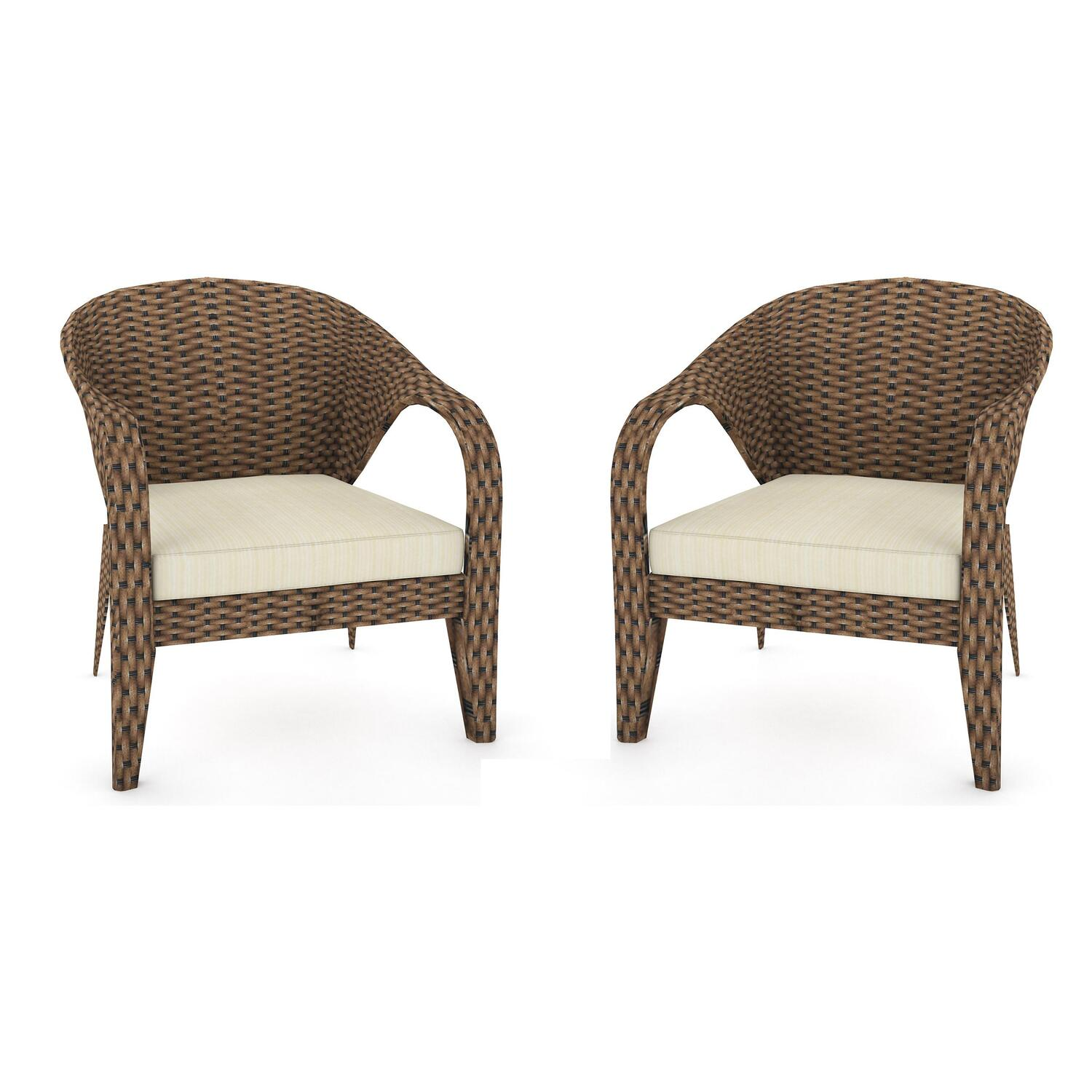 Harrison patio chairs ojcommerce for Terrace chairs