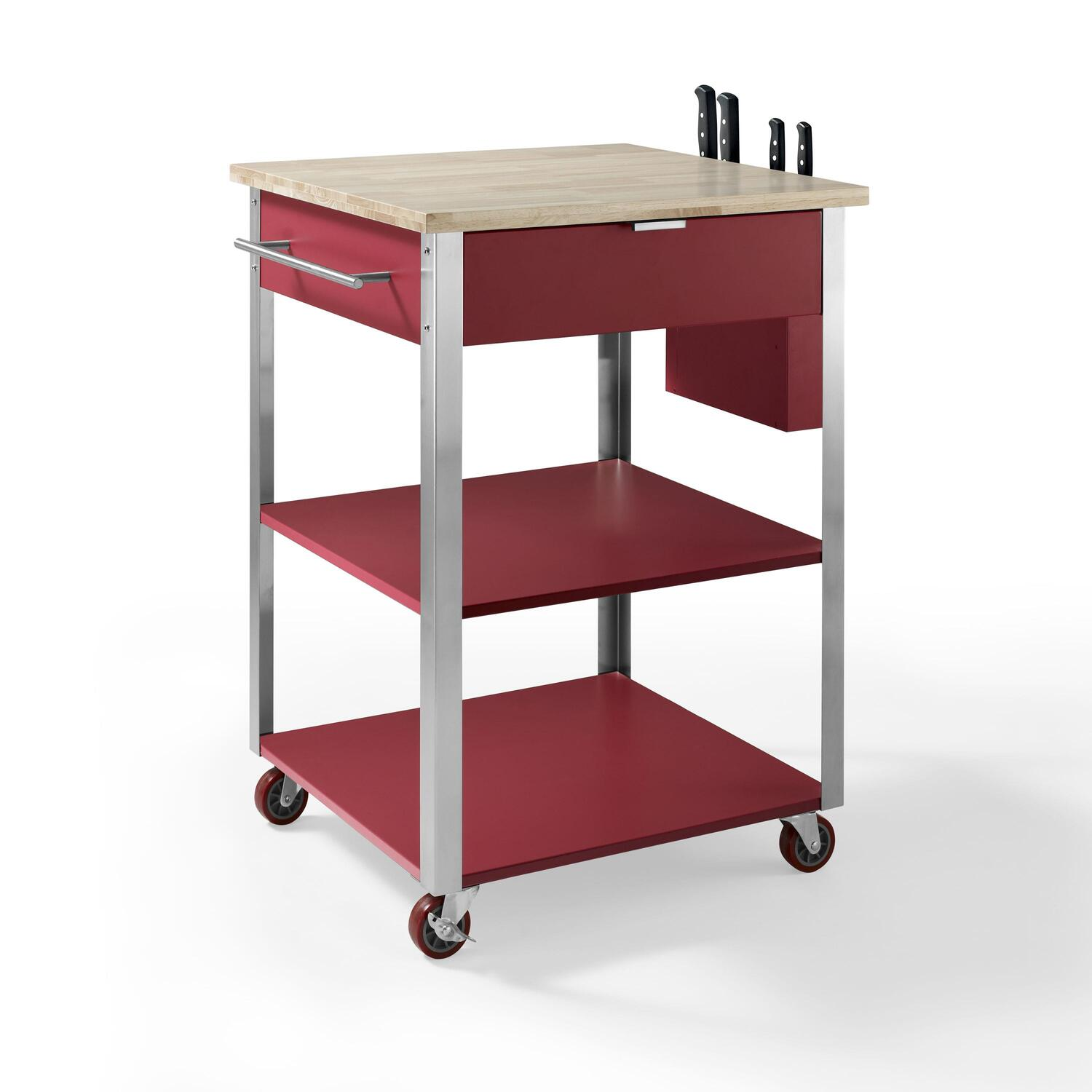Culinary Prep Kitchen Cart - From $220.02 to $412.99 | OJCommerce
