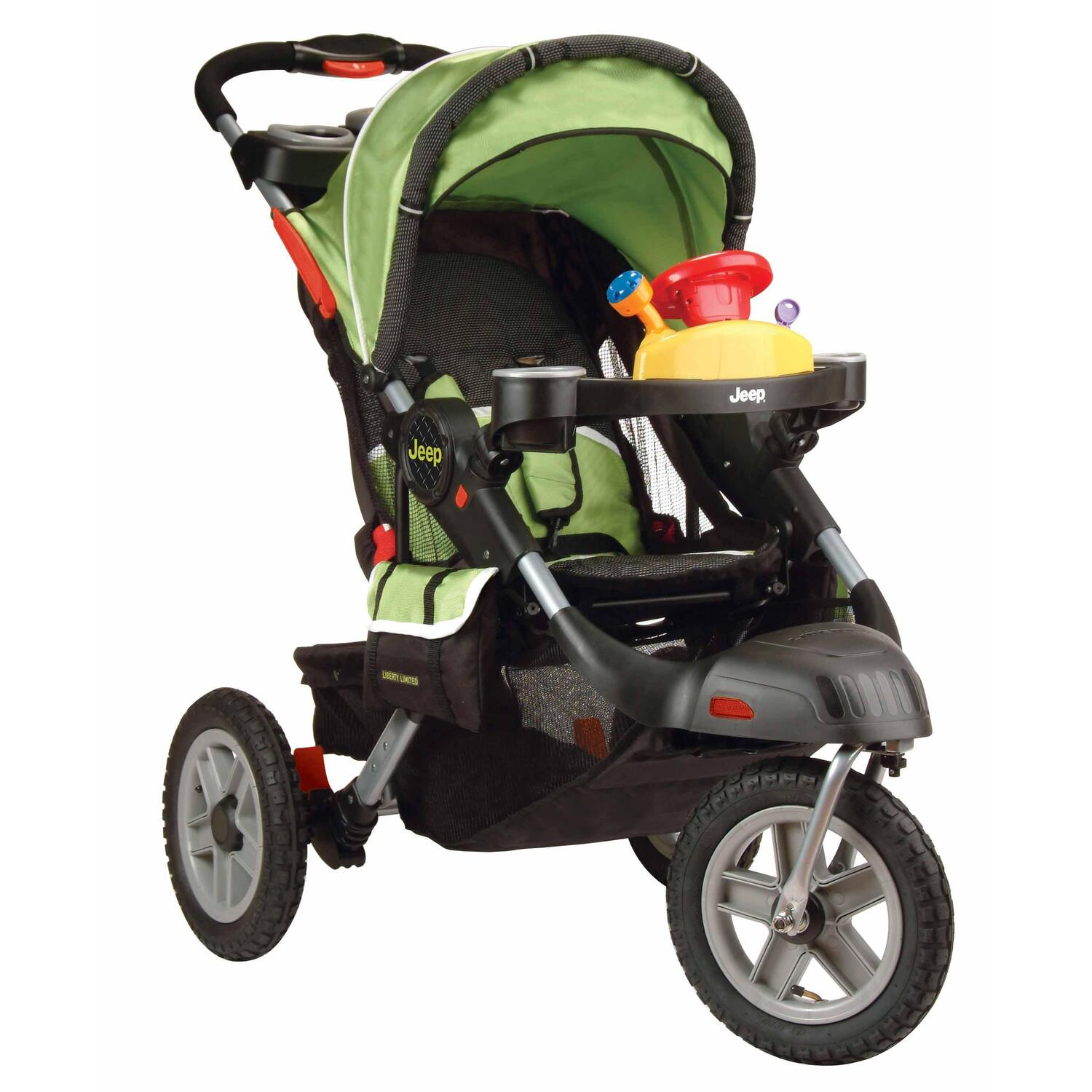 Jeep Liberty Limited Urban Terrain Stroller - Spark