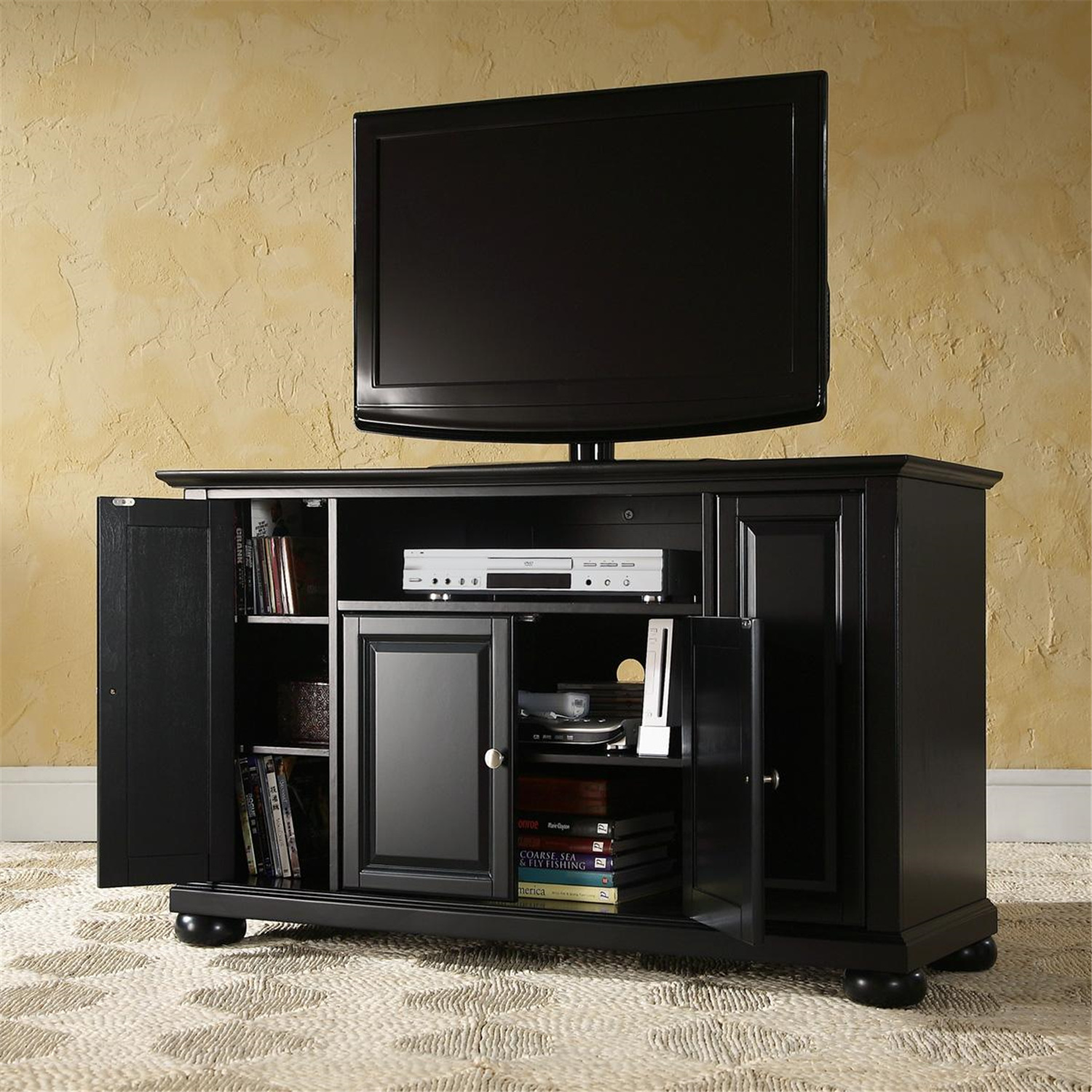 Crosley Alexandria 48 Tv Stand From 280 75 To 283 22 Ojcommerce