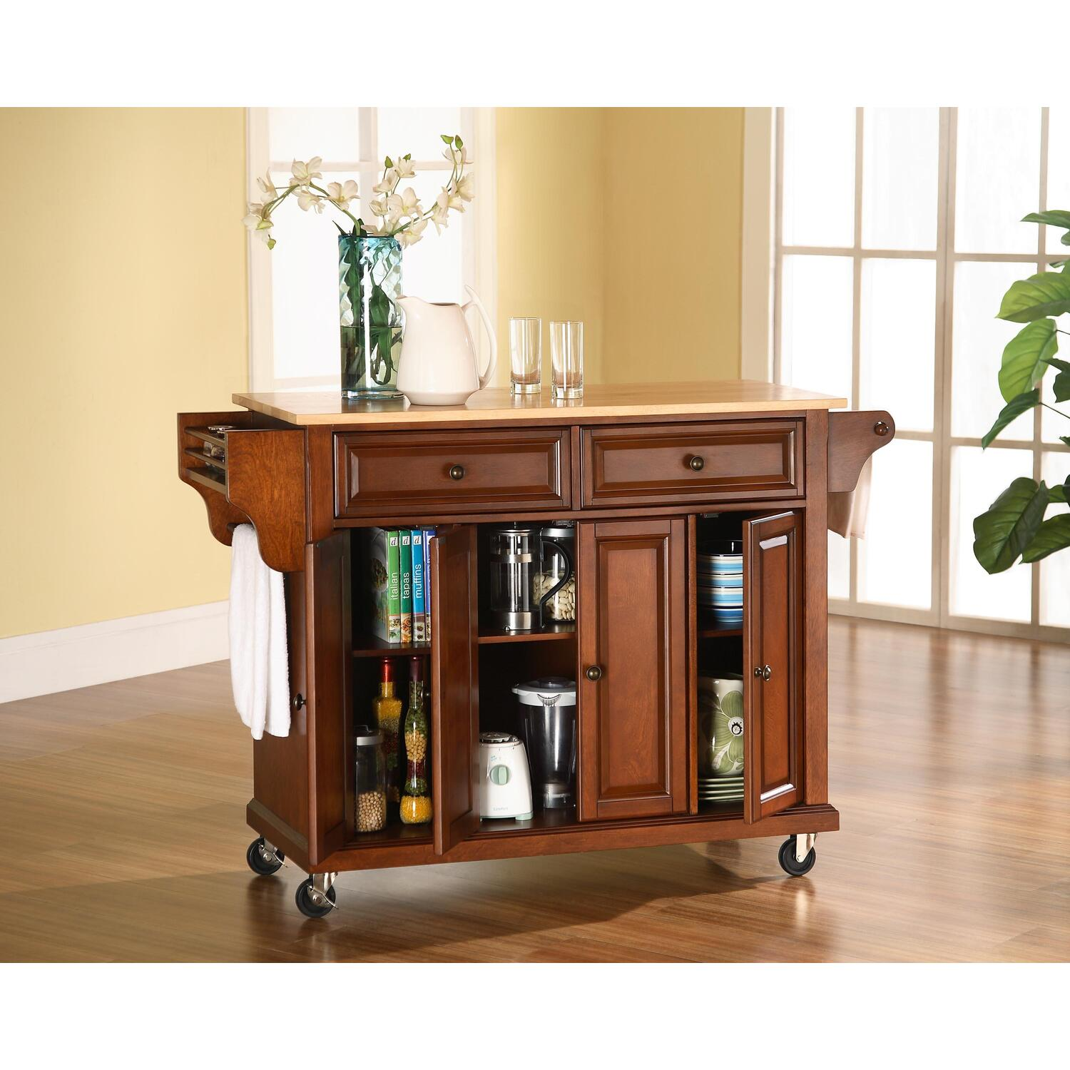 Kitchen Cart Island From 369 00 To 460 00 Ojcommerce