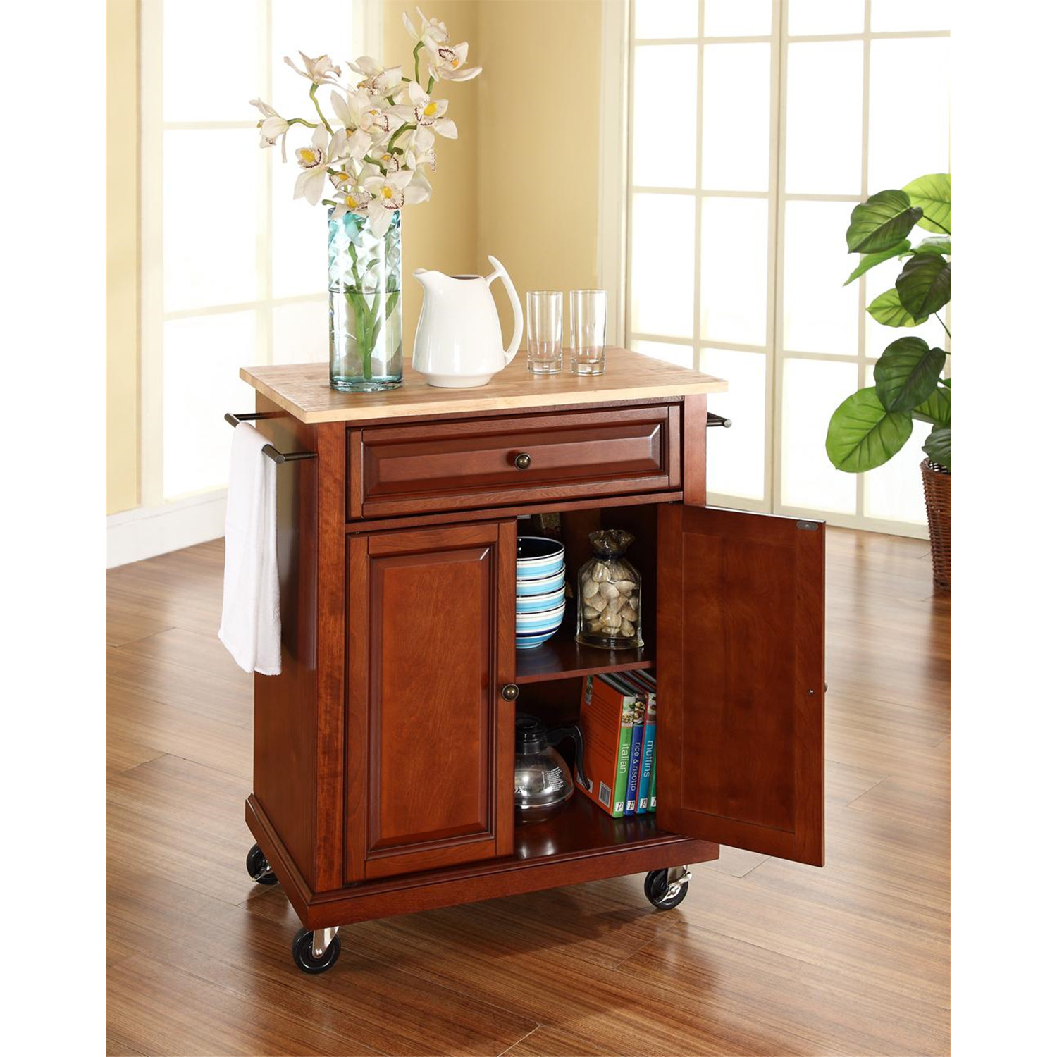 Portable Kitchen Cart/Island - From $252.00 to $339.00 ...