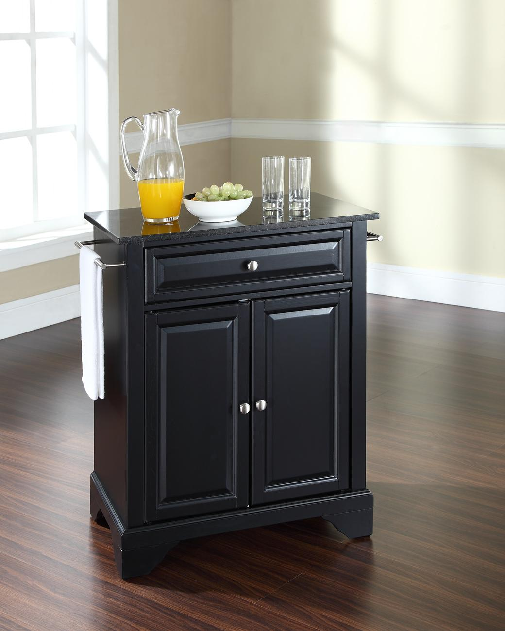 Crosley LaFayette Portable Kitchen Island By OJ Commerce