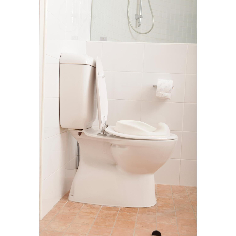 Soft Touch Toilet Seat.  Soft Potty Seat OJCommerce
