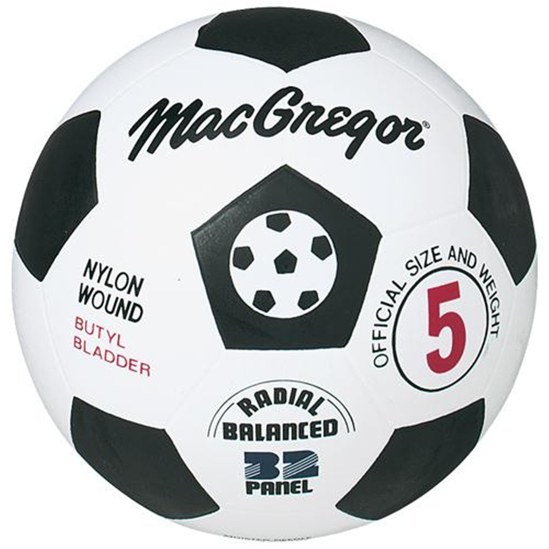 Rubber Soccer Ball - [MCSBR4XX]