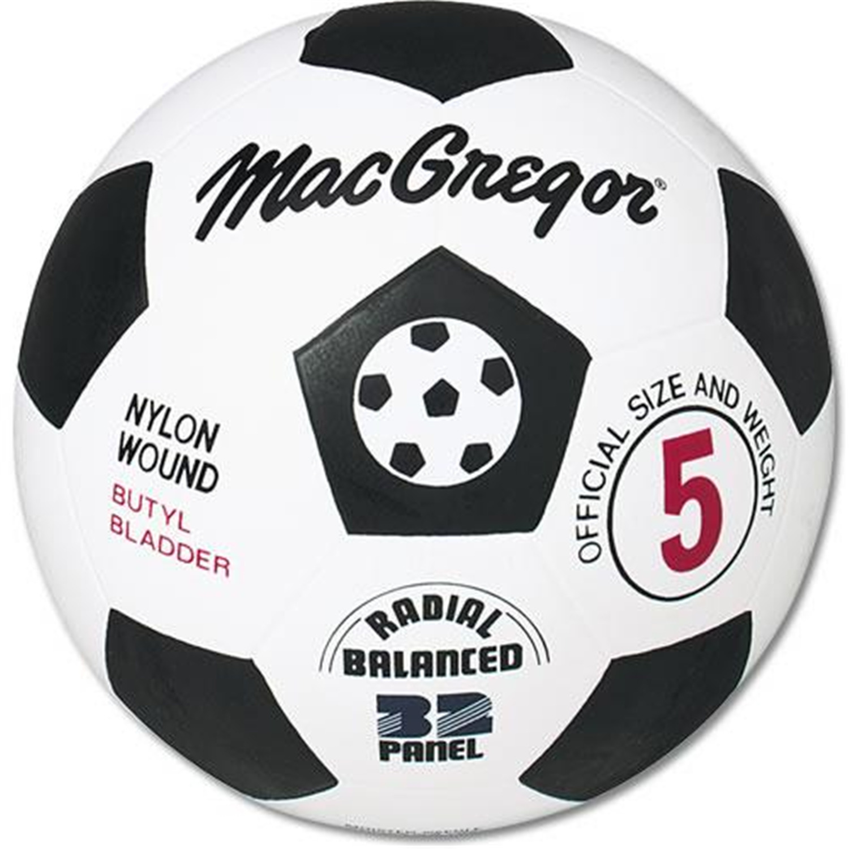 Rubber Soccer Ball - [MCSBR5XX]