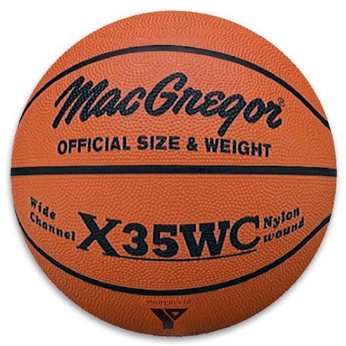 MacGregor Macgregor® X500 Basketball [Item # MCX35WID]