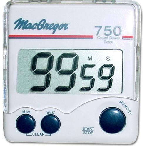 Macgregor Handheld Game Timer - [MSSTP750]