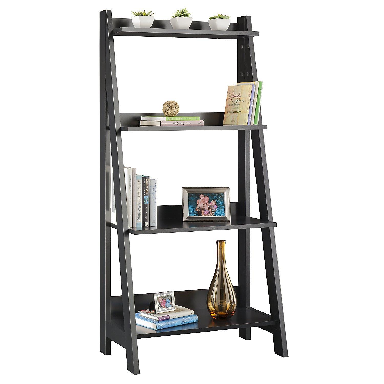 Bush Furniture MY72716-03 Ladder Bookcase