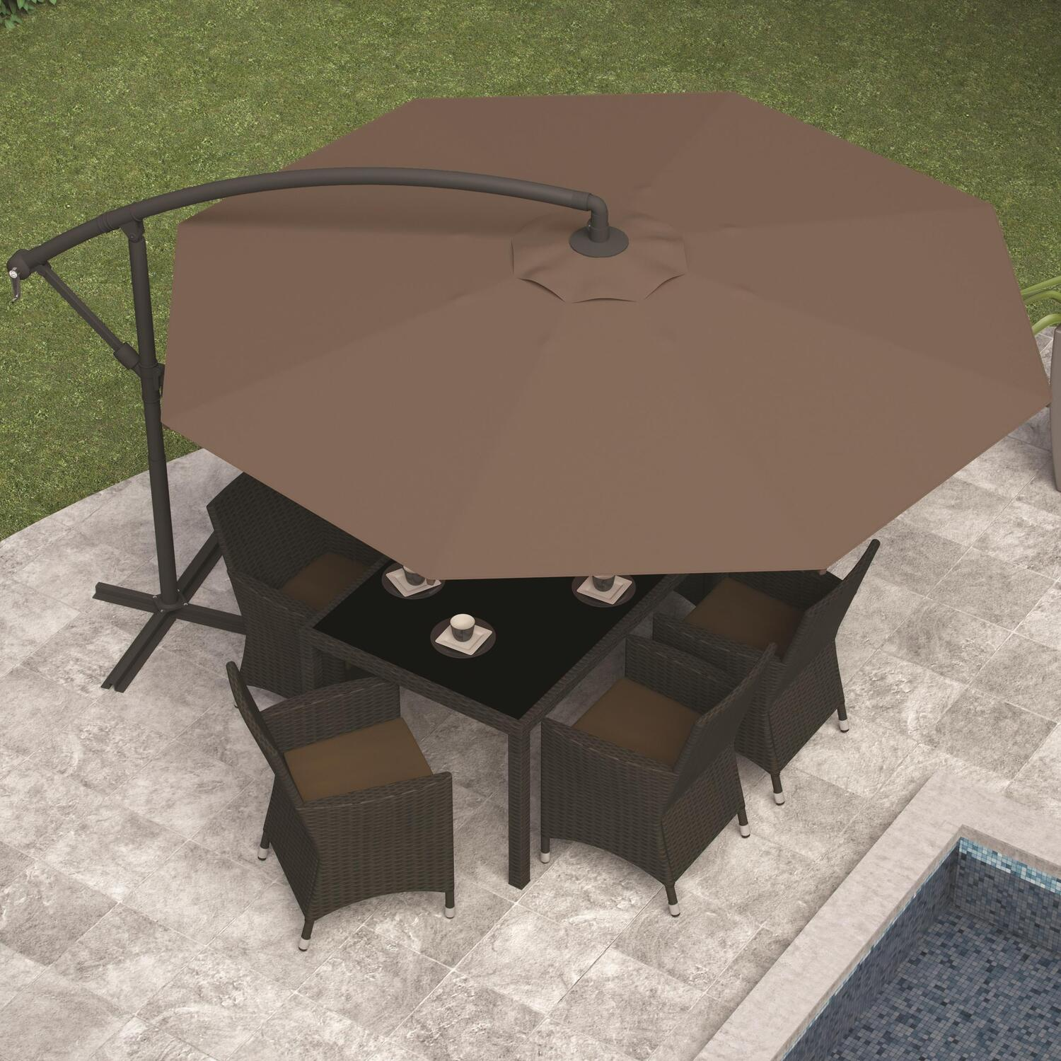 Best Of Patio Chair with Umbrella