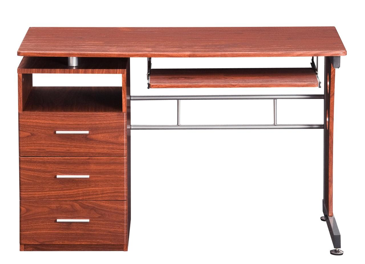 Techni mobili computer desk with ample storage ojcommerce for Ample storage