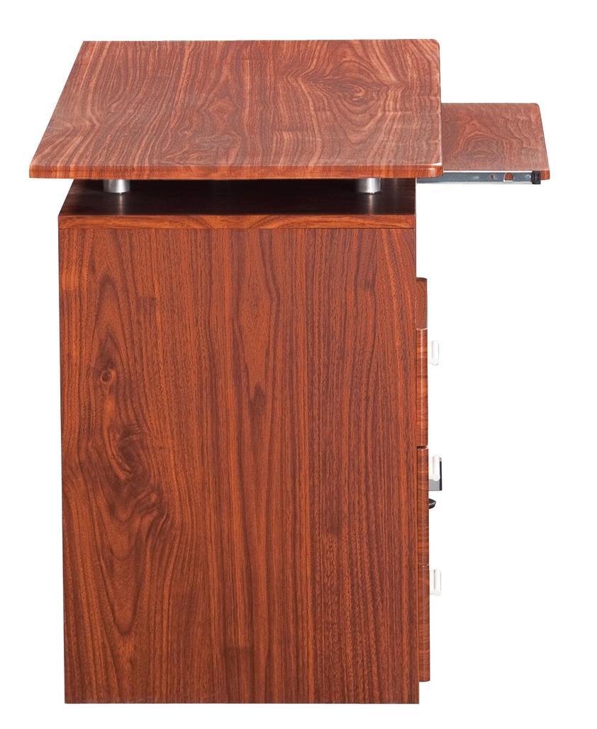 Techni Mobili Computer Desk With Ample Storage Ojcommerce